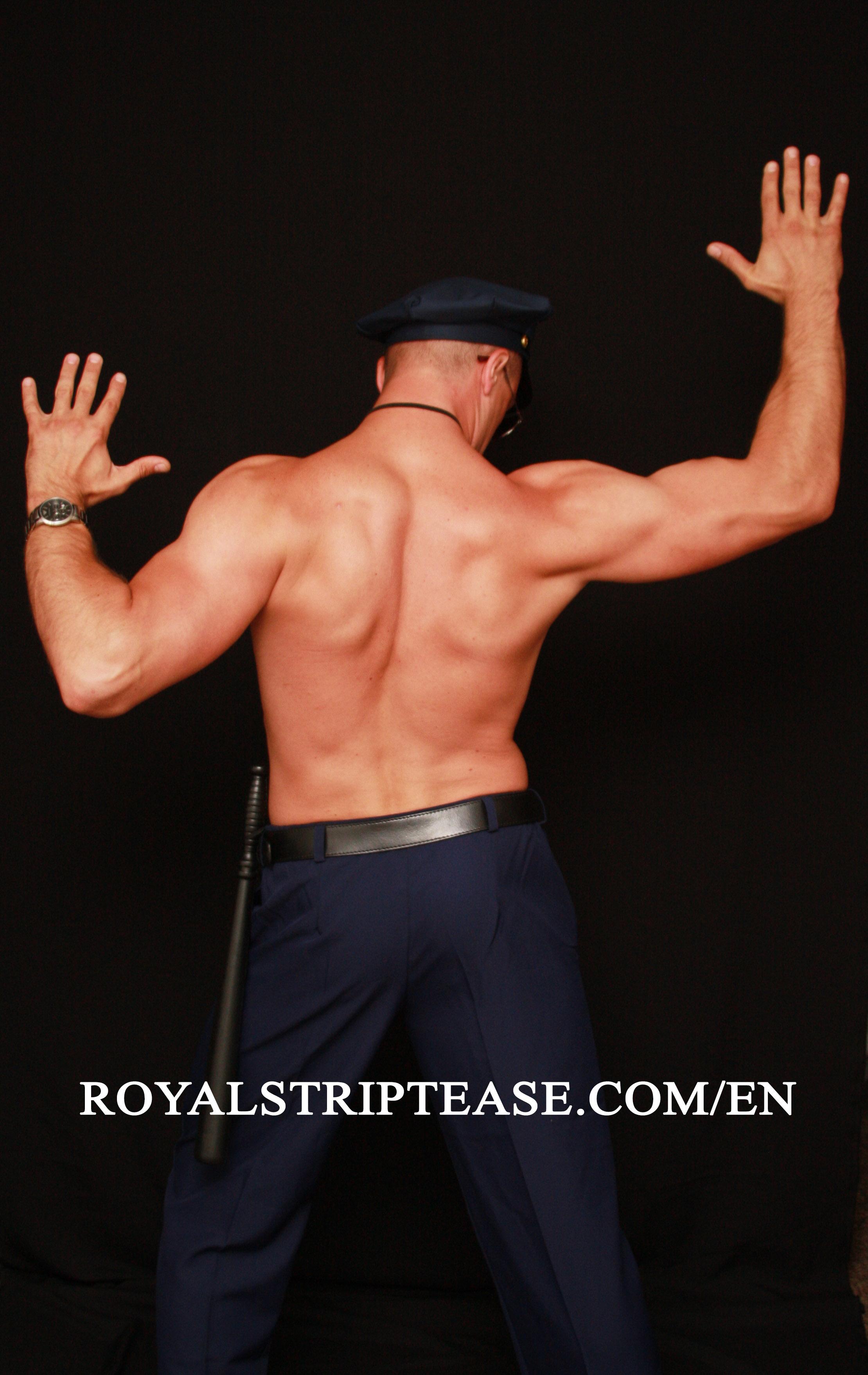 Bachelorette party stripper in atlanta