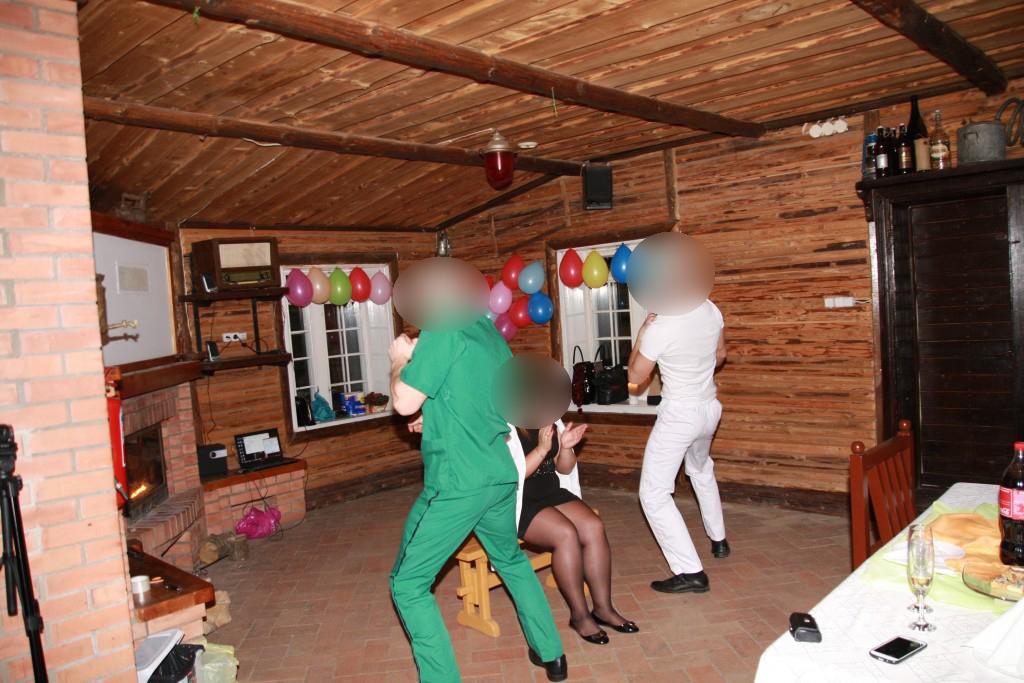 striptizas moterims