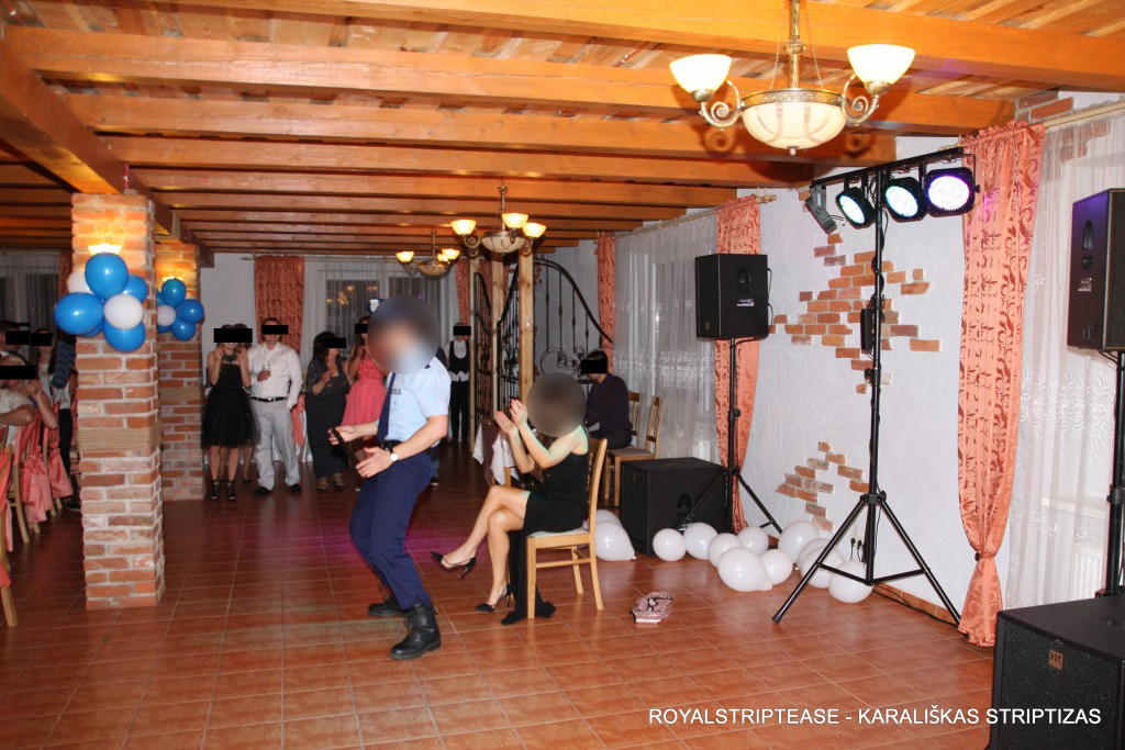 Striptizo šokėjas Klaipėda