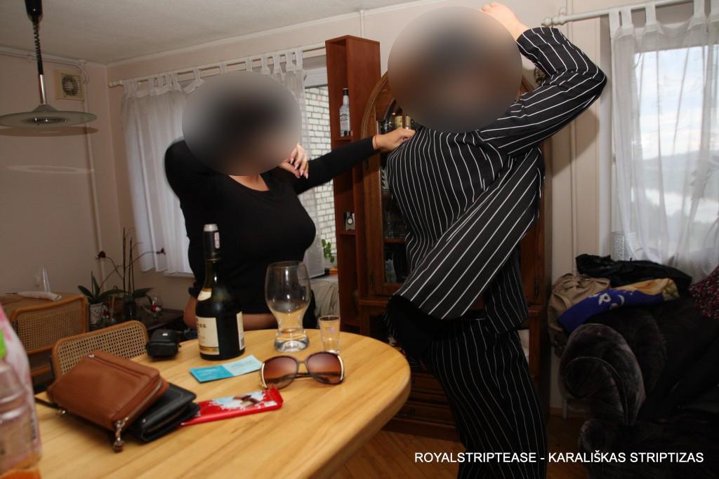 Striptizas Klaipėdoje