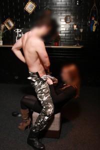 Striptizas Šiauliuose