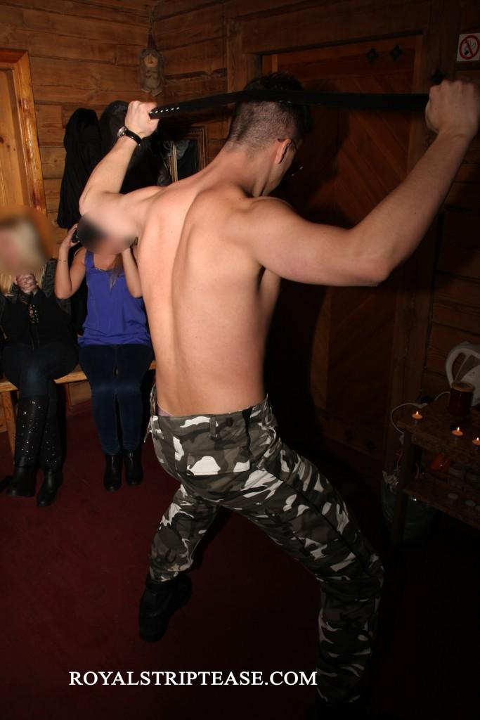 striptizas Palangoje
