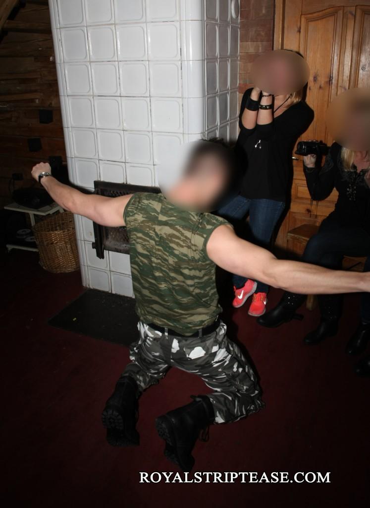 striptizo sokejas Palangoje