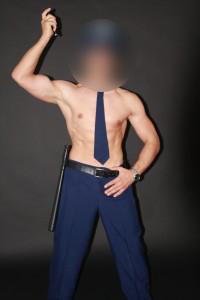 Policininko striptizas