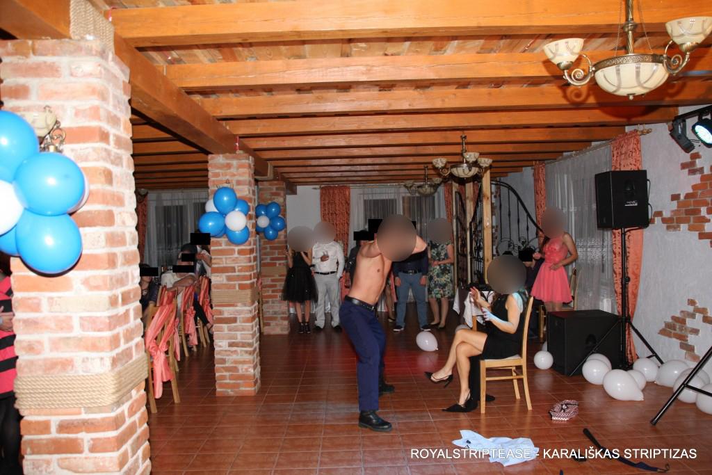 striptizo šokėjai Palangoje