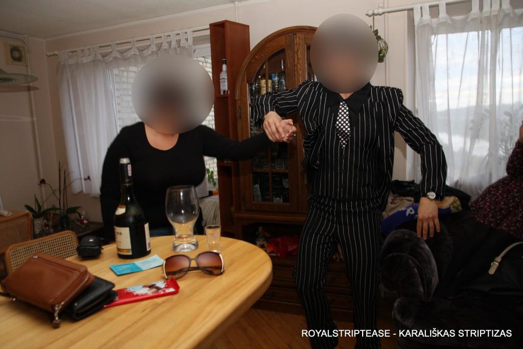 Vyrų Striptizas Mergvakariui