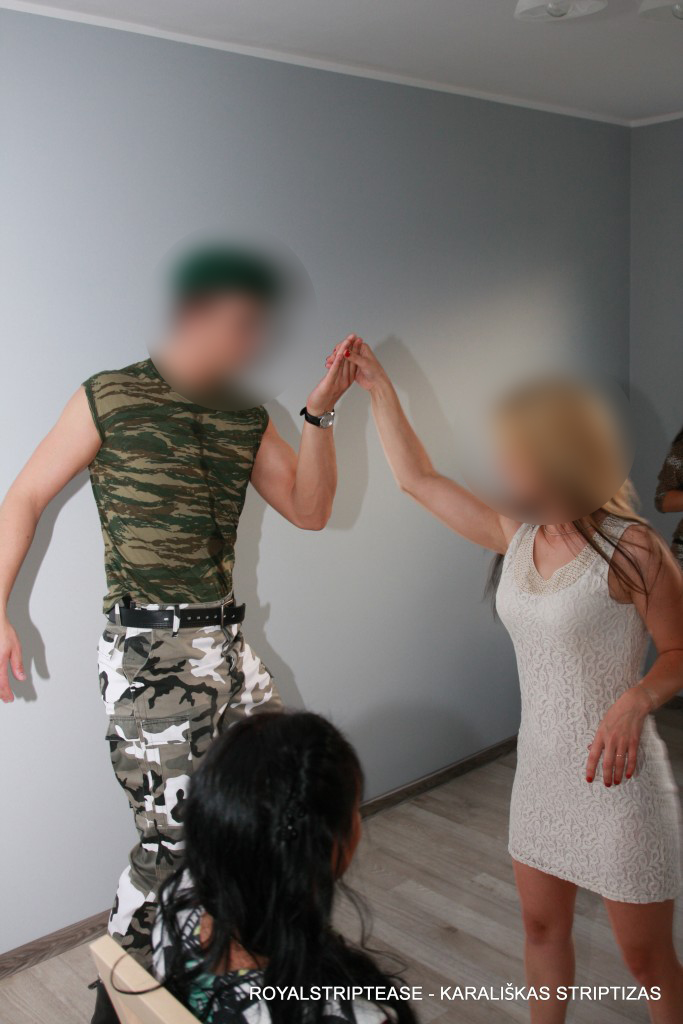 geriausias striptizo šokėjas Vilniuje