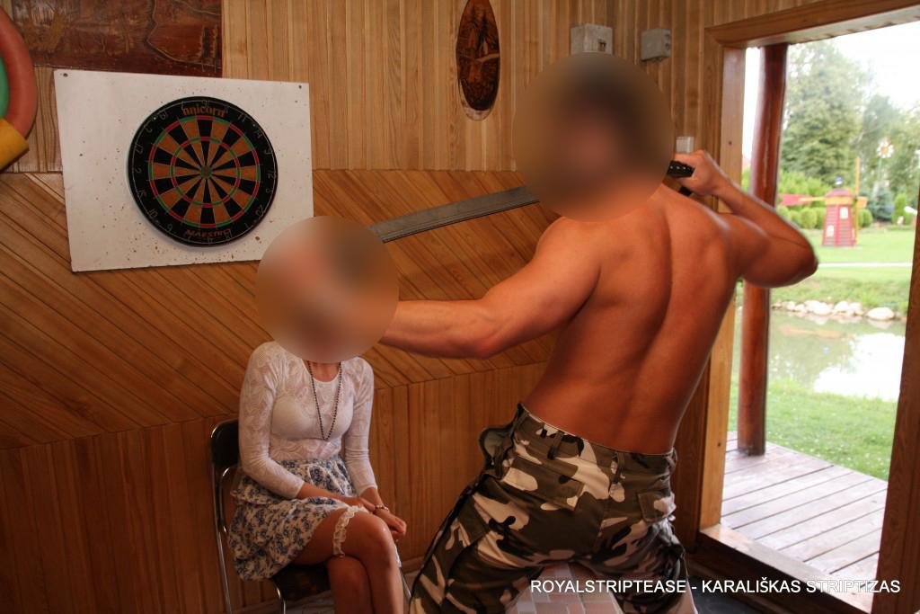 striptizas utena