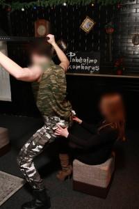 Striptizas Tauragėje