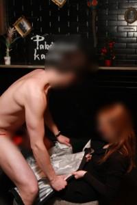striptizas mergvakariui