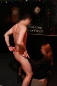 striptizas tau